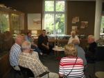 Treffen des Fördervereins- Raum für einen interresierten Austausch
