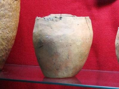 Urne aus der Bronzezeit