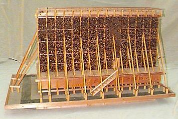 Modell eines Gradierwerkes