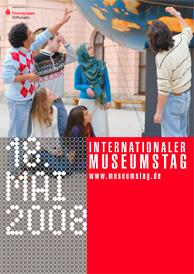 Plakat zum Internationalen Museumstags